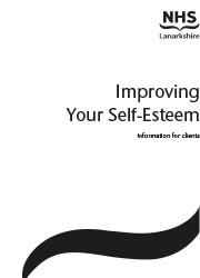 NHS Lanarkshire Self Help Booklets