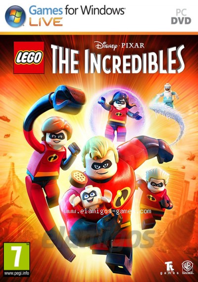download lego the incredibles