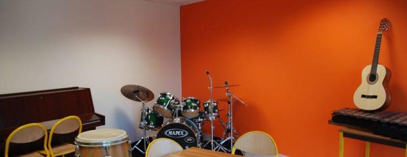 salle de musique