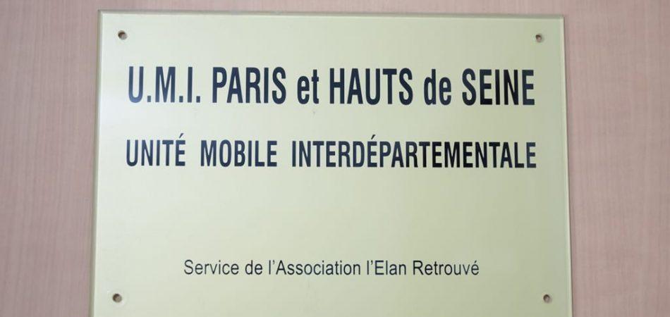 Unité mobile interdépartementale