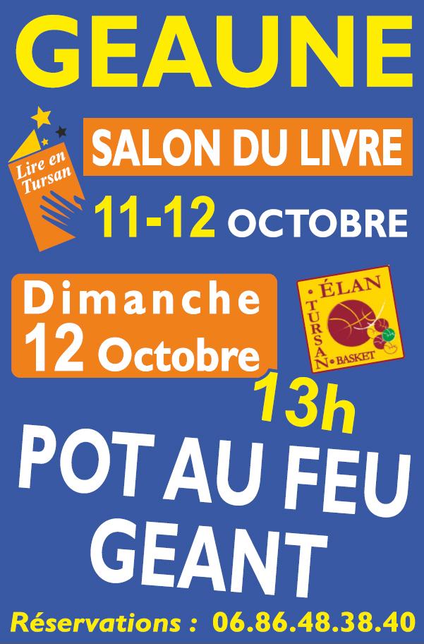 Geaune Salon du Livre2014