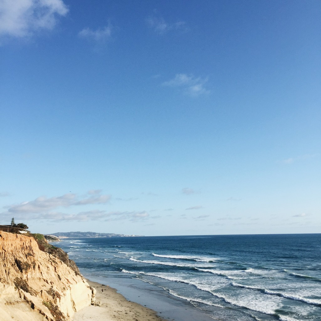 Cardiff Beach, Encinitas, California - elanaloo.com