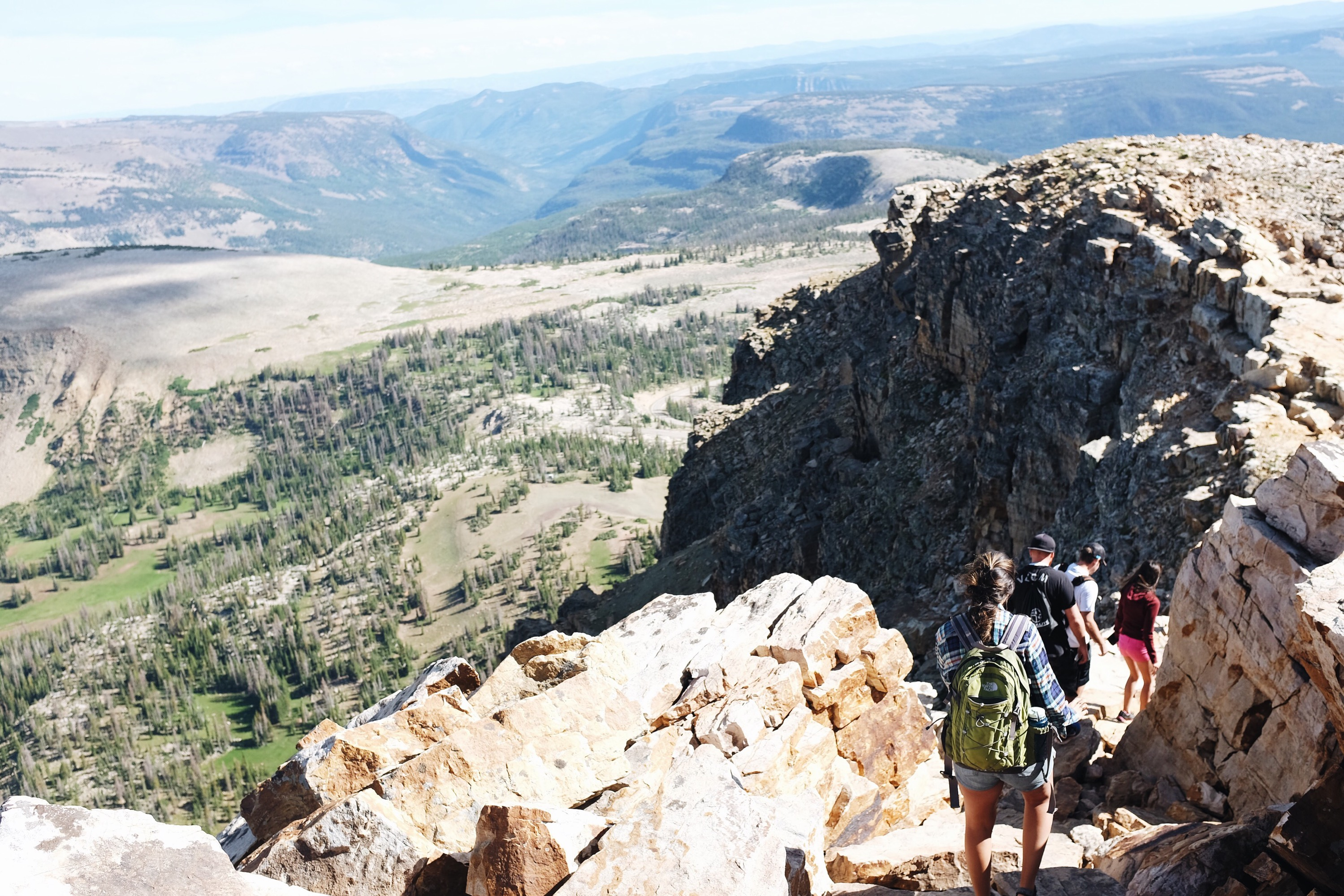BEST HIKES IN UTAH - Bald Mountain   elanaloo.com