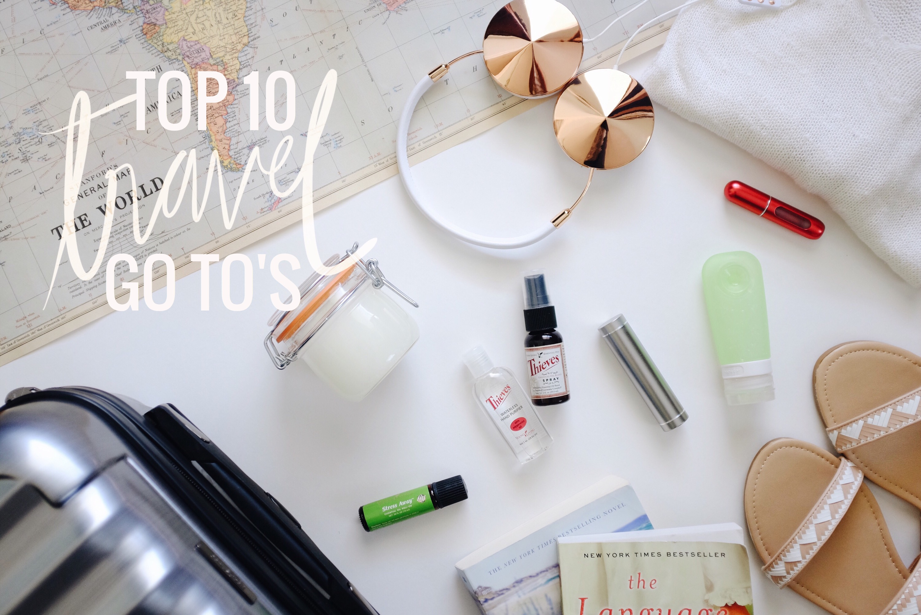 TOP 10 TRAVEL MUST HAVES - elanaloo.com