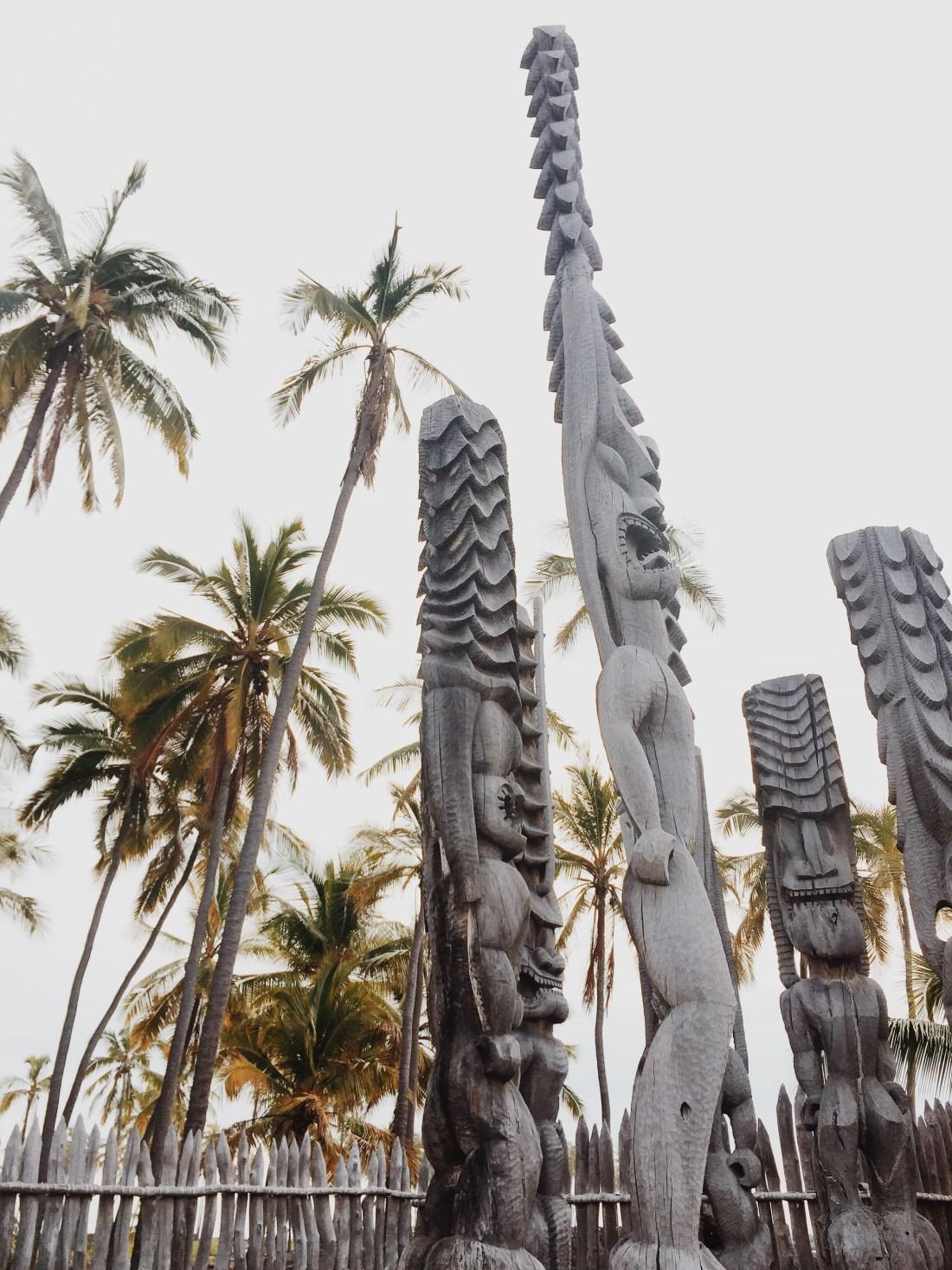 City of Refuge|Best Things To Do In Hawaii | Ultimate Big Island Travel Guide | Hawaii Travel Guide | Kona Hawaii | Hilo Hawaii | Traveling to Hawaii | Things To Do In Hawaii | Vacationing to the Big Island of Hawaii | What To Do On The Big Island of Hawaii | via @elanaloo + elanaloo.com