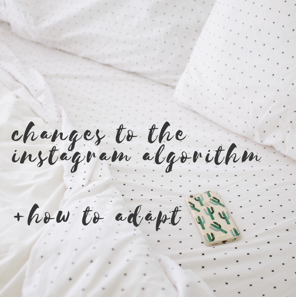 Changes in Instagram's Algorithm + How to Adapt | Instagram Inspiration | Photo Inspiration | Social Media Consultant | @elanaloo + elanaloo.com