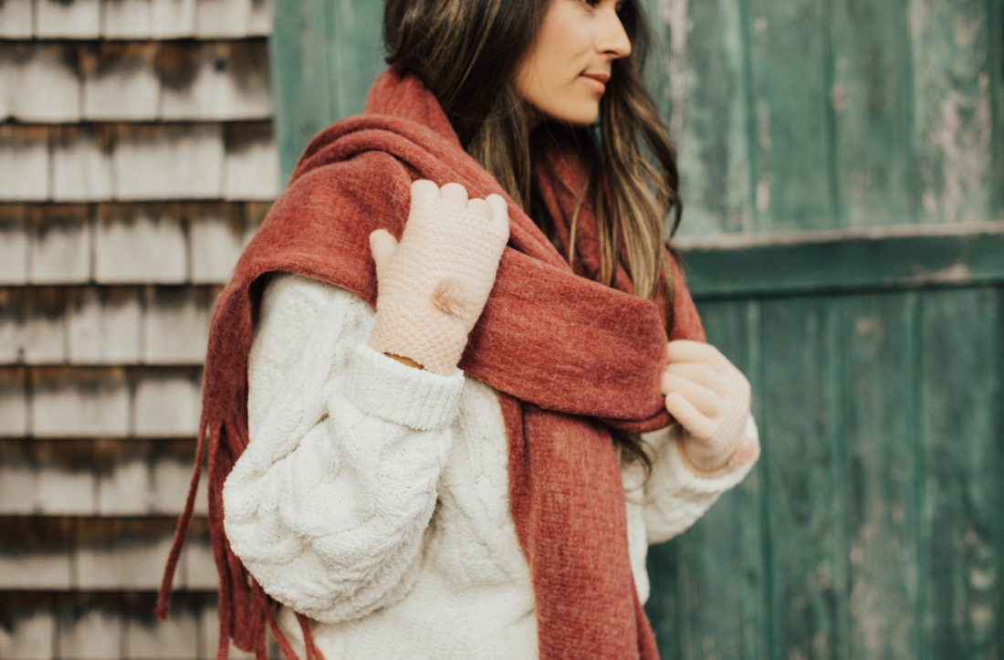 Featured On Anthropologie | Shades of Fall | Fall Fashion feature with Anthropologie | Fall Trends with Travel Blogger Elana Jadallah | Anthropologie Scarf | Best Looks of Fall with Anthropologie | Exploring Camden Maine | Travel Diary Camden Maine via @elanaloo + elanaloo.com