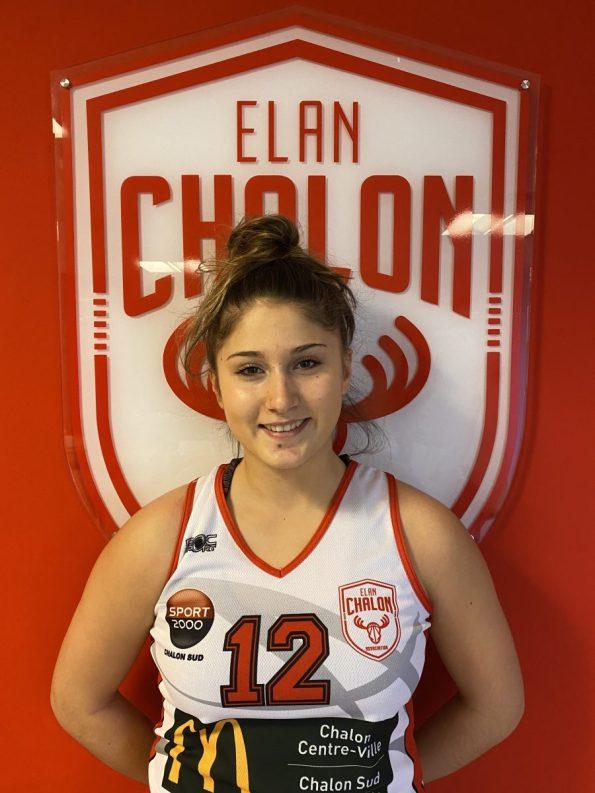 PNF et U18F1 Clara DUBOIS