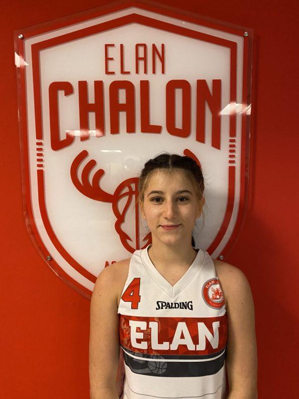 U18F2 Manon TROLAT