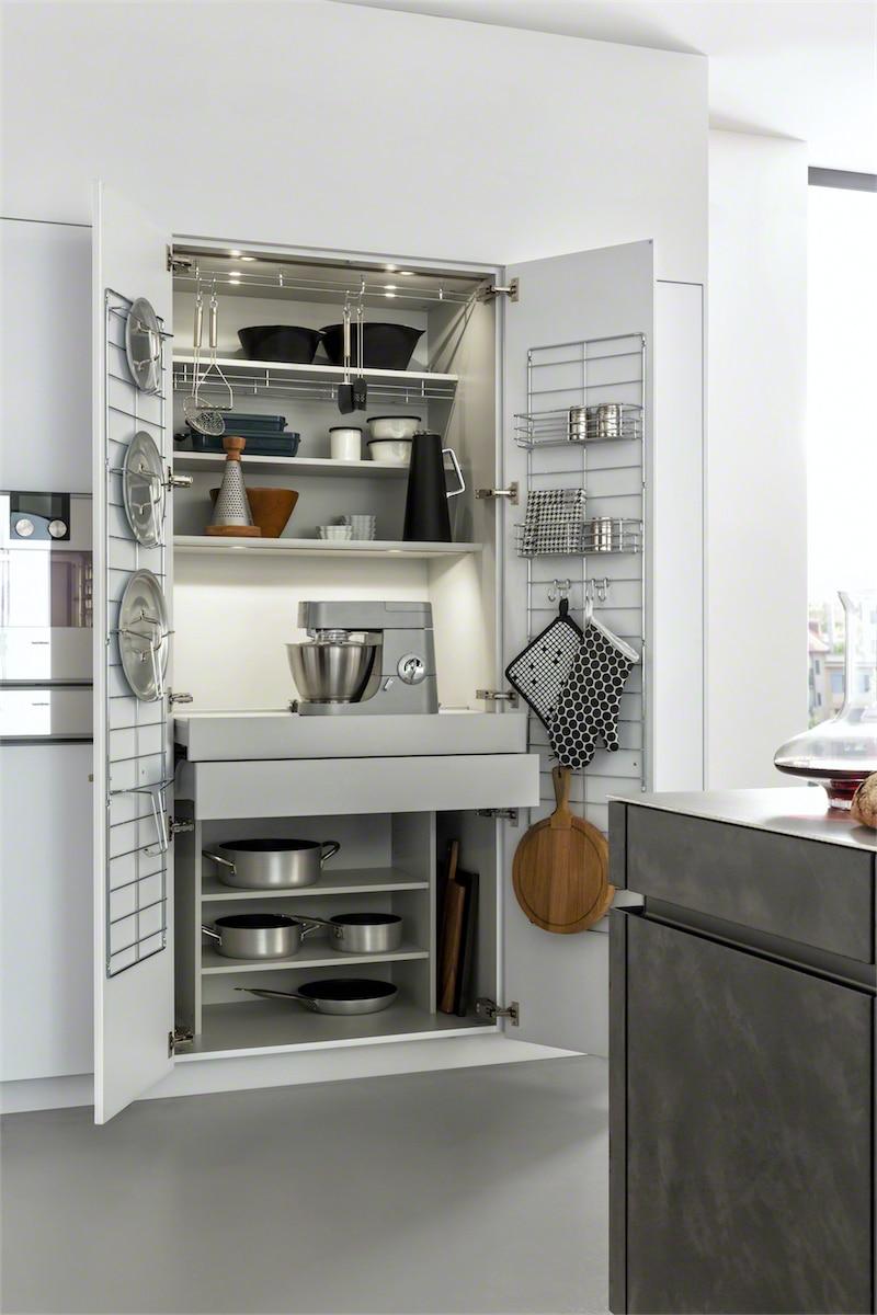 ConcreteA LEICHT Kitchens  Modern Kitchen London  Elan