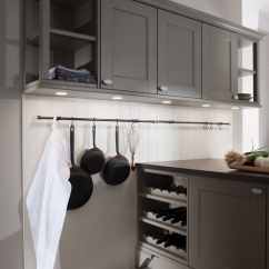 Quality Brand Kitchen Cabinets Steam Cleaner For Bathrooms And Kitchens Domus Leicht - Traditional London Elan ...
