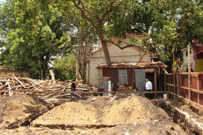 Inicia construcción del Centro Rural don Danilo Rodríguez en Moca.