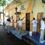 Turismo pintará 200 casas y restaurá 45 fachadas históricas en la Zona Colonial