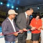 El ministro de Cultura encabezó acto inaugural Feria Nacional de Artesanía en la Fortaleza Santo Domingo