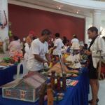Artesanos y artesanas  promotores de la dominicanidad en 1ra Feria Nacional de Proyectos Culturales