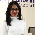 Estudiante dominicana gana premio en España