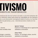 EN CIUDAD COLONIAL REALIZARÁN CONVERSATORIO SOBRE ARTE Y ACTIVISMO POLÍTICO