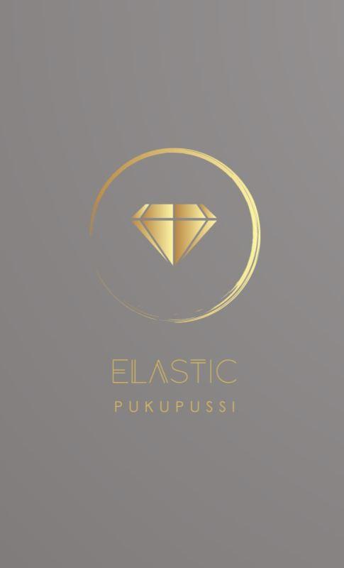 Pukupussi Elastic -strassikuviolla