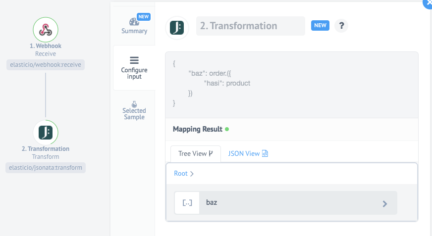 Transformation integration connector to boost your