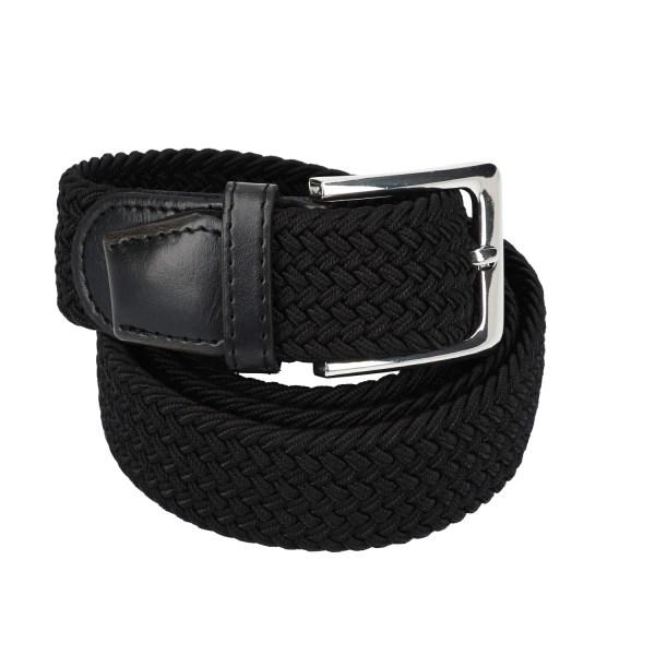 elastische riem zwart