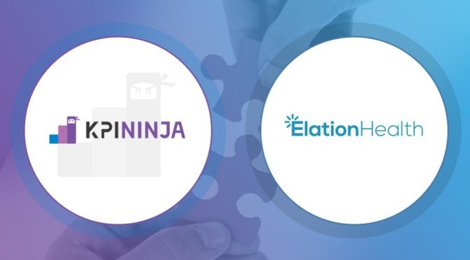 KPI Ninja Partners with Elation Health to Provide Real-Time Insights and Analytics to Direct Care Practices