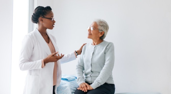 What is patient-focused care?