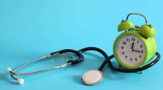 Study shows time physicians spend on their EHRs