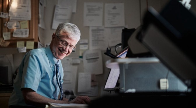 Elation physician Dr. Steven Mussey on his love for cartoons and patient care