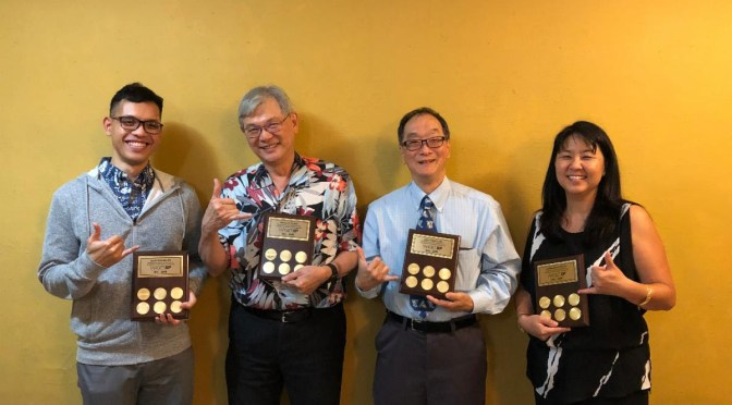 Pacific Medical Group Physicians Honored by AHA