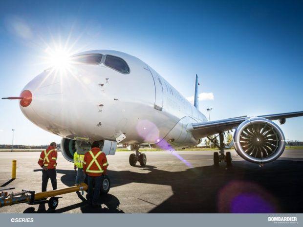 Bombardier Cseries Web