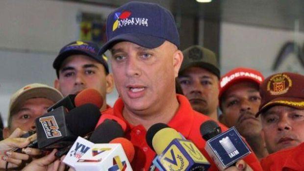 Luis Graterol, ministro de transporte venezolano