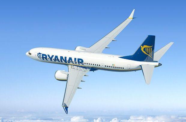 737MAX-200 de Boeing para Ryanair
