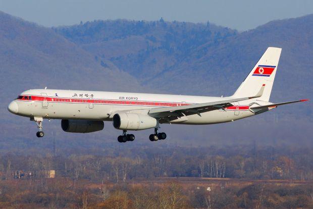 Habrá que volar en Air Koryo para poder disfrutar de estos bichos (Fedor Leukhin)