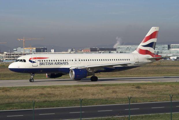 A320-100 de British... sin wing-fences de nuevo y con los CFM56 (Juergen Lehle)