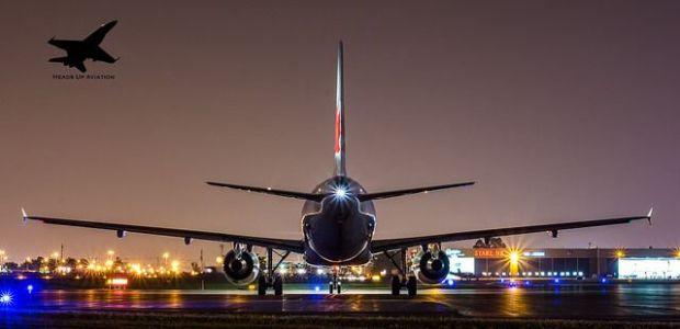 A319 de Air Canada... te va quedando poquito (Heads Up Aviation Flickr, CC)