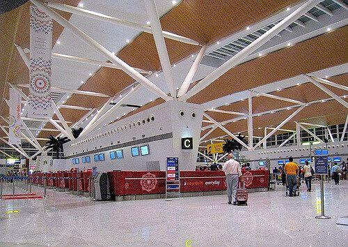 Terminal de Delhi (IncMan)