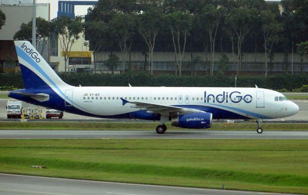 A320ceo de IndiGo (Steven Byles)