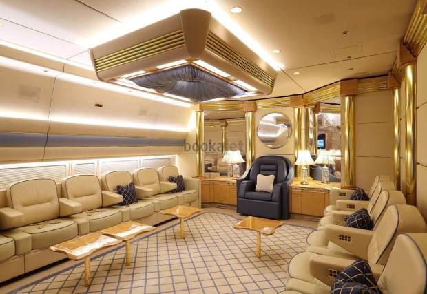 747SP Qatar
