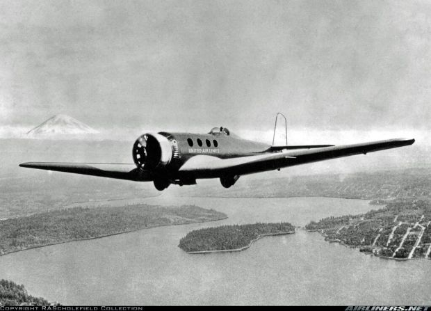 Boeing Monomail