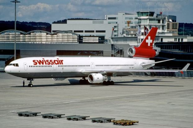 MD-11 Swissair 111