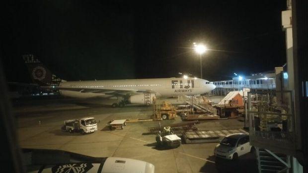 Fiji A332 LAX