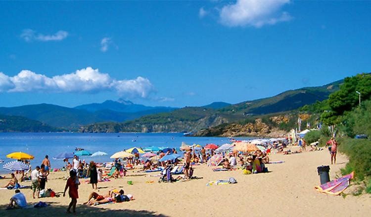Hotel  Residence Il Doge Isola dElba spiaggia Lido di Capoliveri