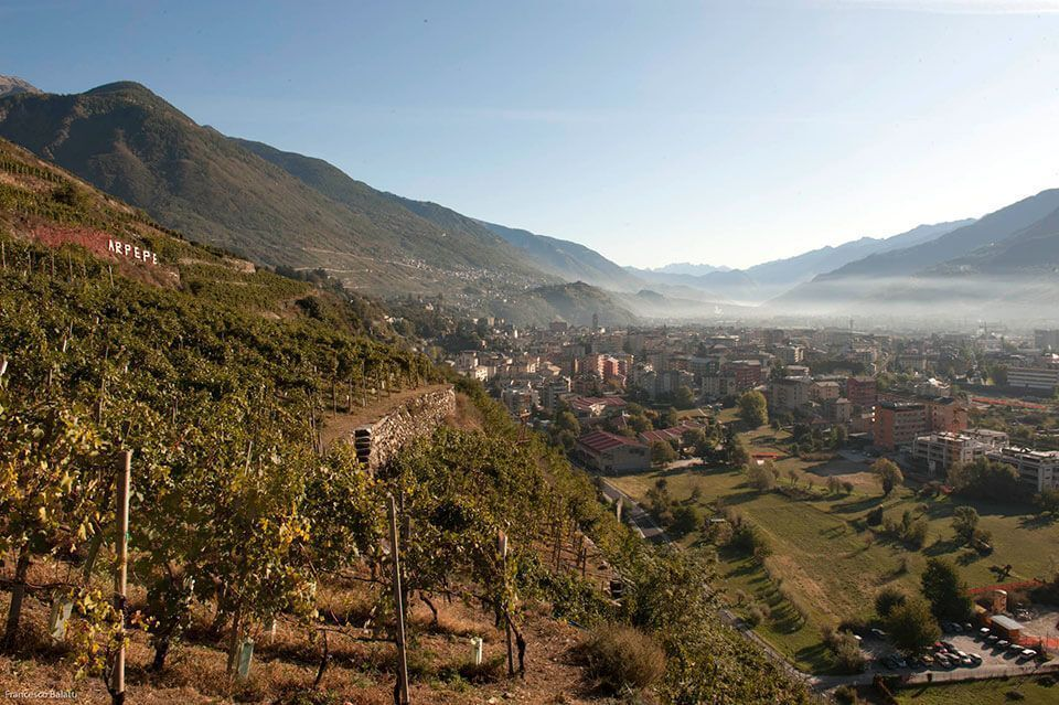 Valle Valtellina