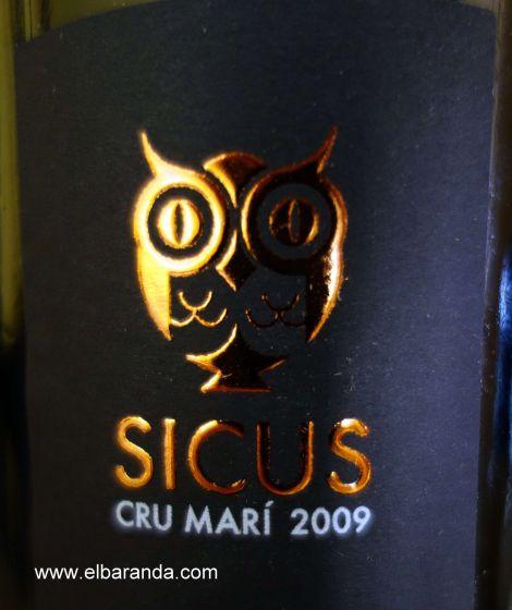 Sicus Cru Marí 2009