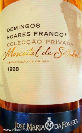 1998. Moscatel de Setúbal