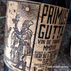 Primus Gutta 2017 etiqueta