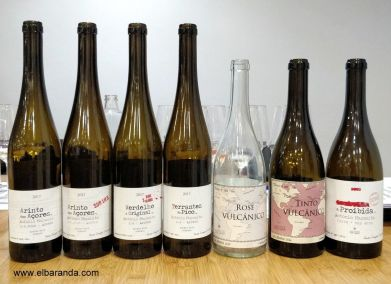 Las botellas
