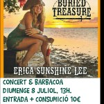 ERICA SUNSHINE LEE  IN CONCERT!