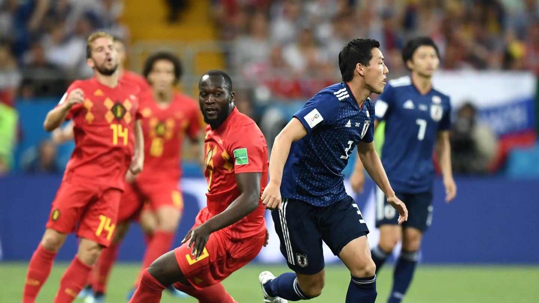 كأس العالم 2018 هازارد أفضل لاعب فى مباراة بلجيكا واليابان