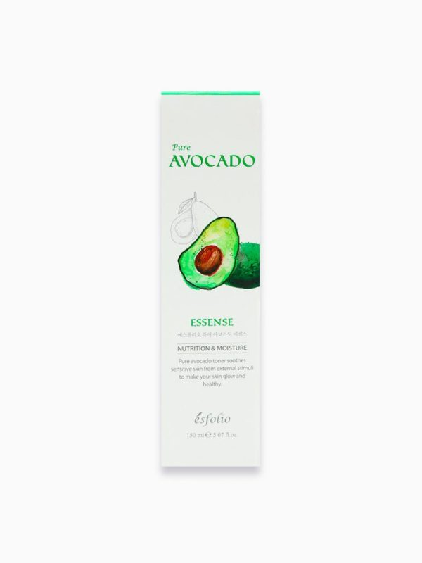 Pure Avocado Essence-Esfolio